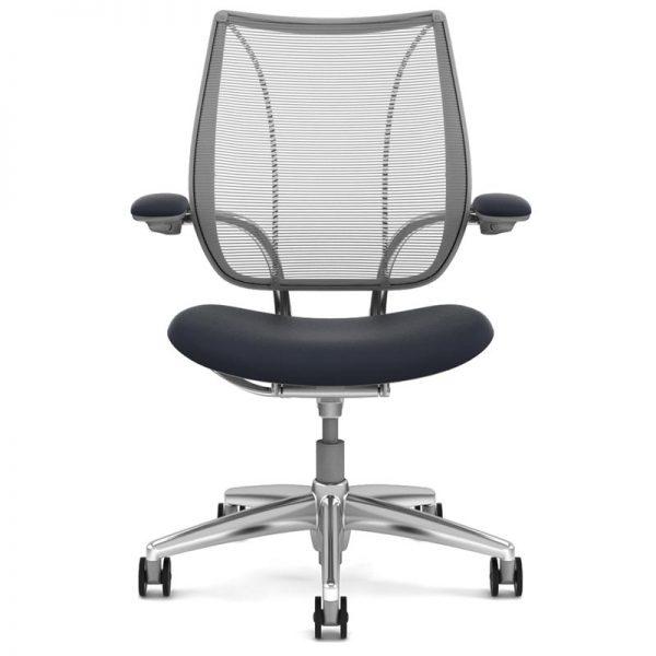 "humanscale liberty task chair 8  <ul> <li><span style=""color: #ff0000;"">=- available to try at our showroom-=</span></li> <li>multiple frame colors</li> <li>multiple textile, vinyl, and leather options</li> <li>multiple mesh color options</li> </ul>"