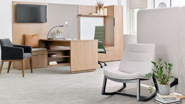 OFS Impulse Collection Office Desk