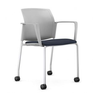Alan Desk Airus Guest / Stacking Chair OFSOFS