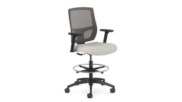 alan desk airus stool