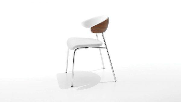 Alan Desk Bistro Cafe/Dining Chair