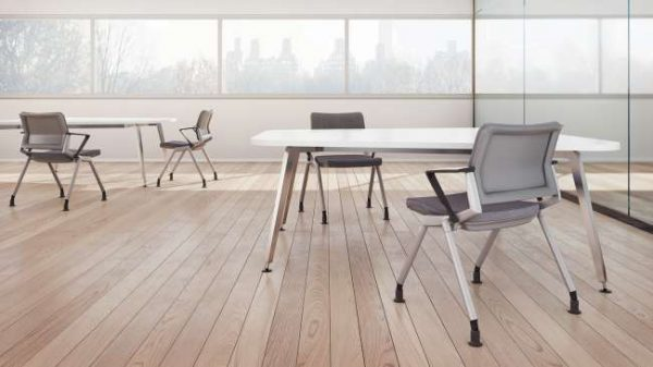 ofs flexxy stacking chairs alan desk 7