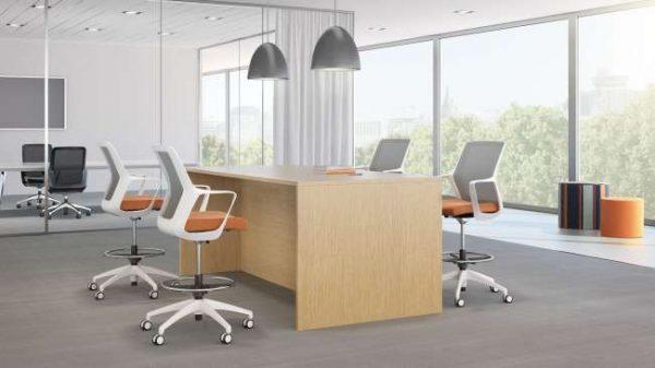 ofs flexxy stool alan desk 1