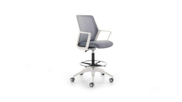 alan desk flexxy stool ofs