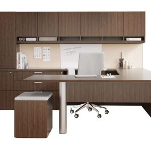 Alan Desk Impulse G2 Casegoods OFS