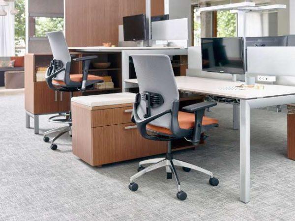ofs insync stool alan desk 2