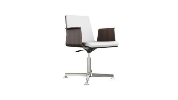 alan desk madrid guest/multi-use chair ofs
