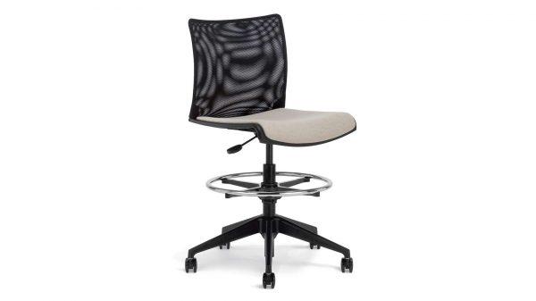 alan desk quickstacker stool ofs