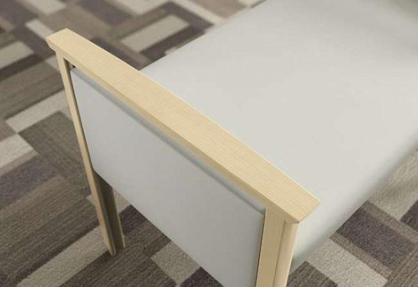 ofs silvr ion wood bench alan desk 1