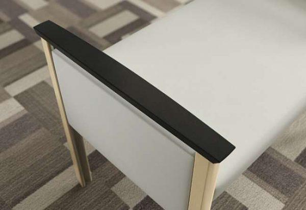 ofs silvr ion wood bench alan desk 2