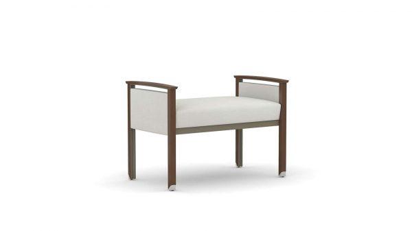 ofs silvr ion wood bench alan desk 3