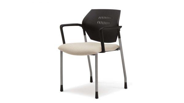 alan desk ten guest / stacking chair ofs