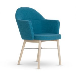 Alan Desk Collo Lounge Chair Keilhauer