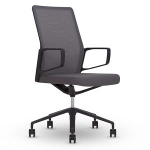 Alan Desk Aesync Executive Chair Keilhauer