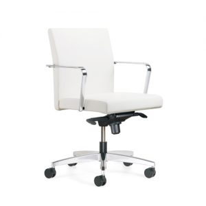 Alan Desk Reeve Executive Chair Keilhauer