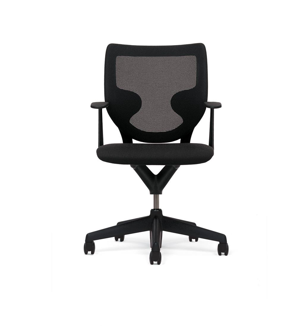Alan Desk Simple Task Chair Keilhauer