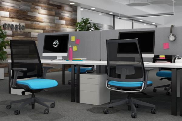 9to5seating luna workstations