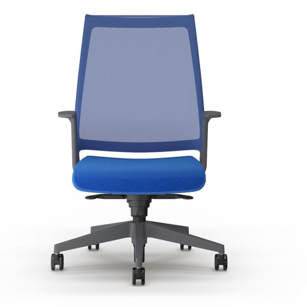 9to5seating luna bluemesh bluseat w1 a43g pdg front