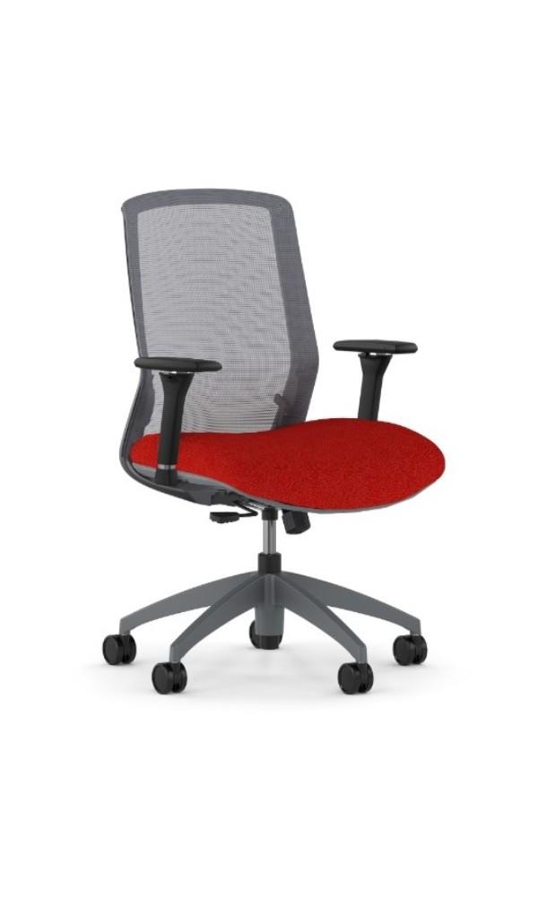 Alan Desk Neo Lite Task Chair 9to5 Seating