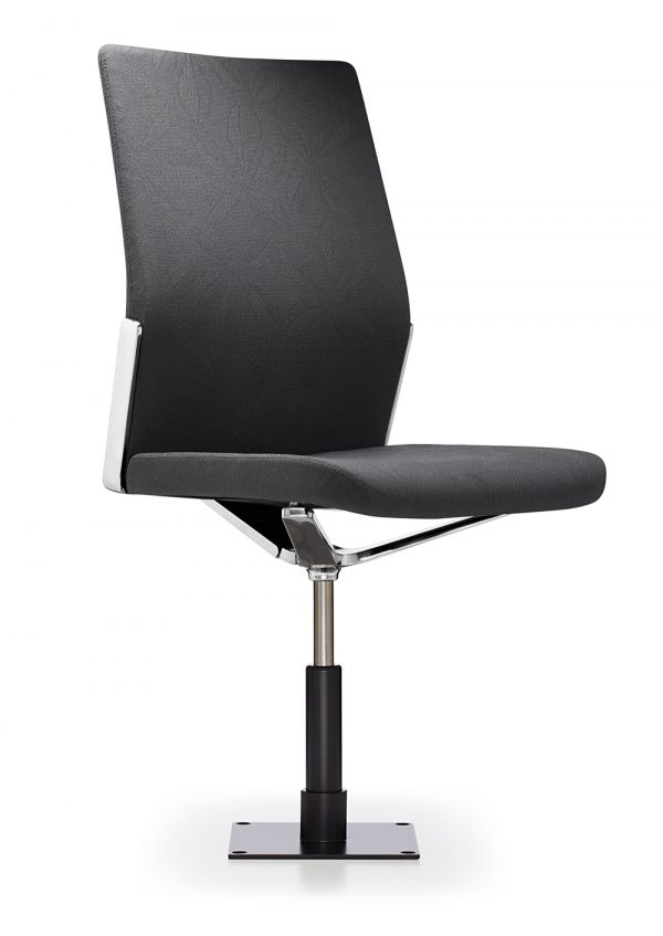 aesync 11306 jury 3quarter lowres <ul> <li>available armless or with arms (with or without armcaps)</li> <li>aluminum, nylon, or jury base, and a work stool height option</li> <li>aluminum frames and bases are available polished or powder-coated in four colors: black, dark grey, warm grey, and white</li> <li>nylon bases, mesh carriers, and arm caps are vailable in black, dark grey, and warm grey</li> </ul>