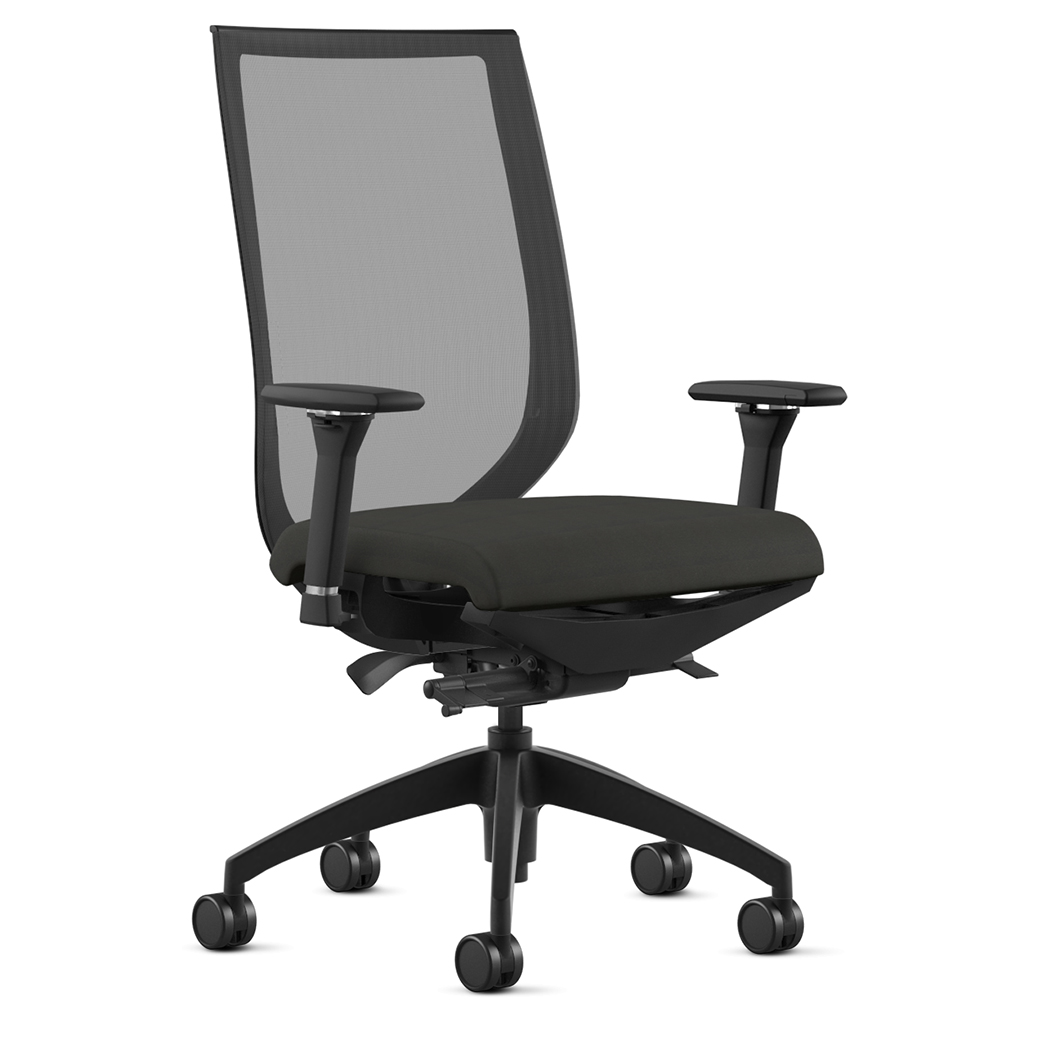 Alan Desk Aria Task Chair 9to5 Seating