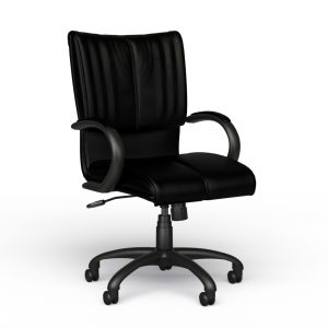 Alan Desk Axis Executive Conference Chair 9to5 Seating