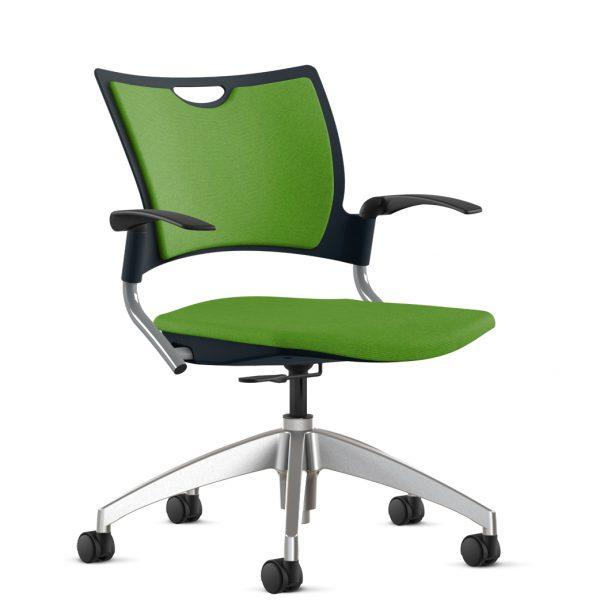 alan desk bella task chair 9to5 seating