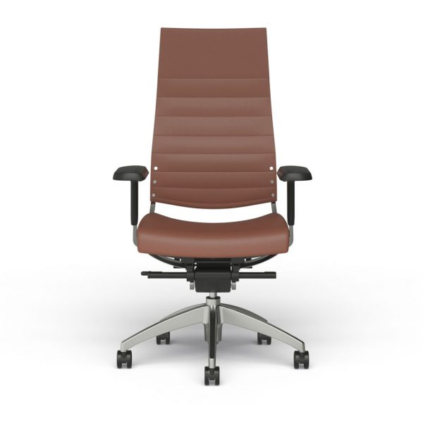 Alan Desk Cosmo Upholstered task Chair 9to5 Seating