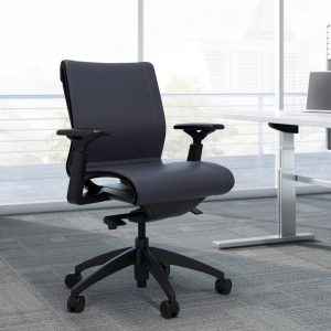 Alan Desk Cydia Upholstered Task Chair 9to5 Seating