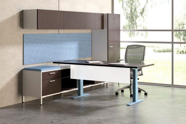 deskmakers hover heightadjustable desk benching alandesk 10 scaled