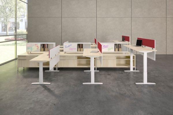 deskmakers hover heightadjustable desk benching alandesk 12 scaled