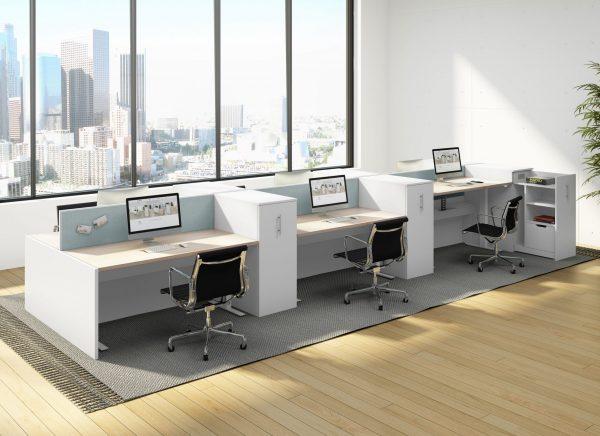 alan desk hover open plan deskmakers