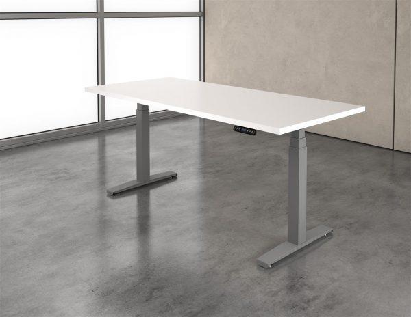 deskmakers hover heightadjustable desk benching alandesk 6