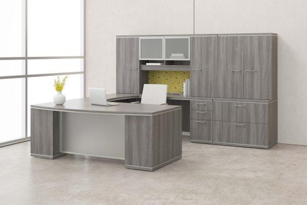 Alan Desk Milano Casegoods DeskMakers