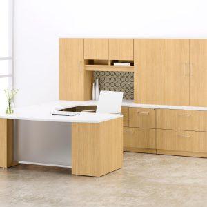 Alan Desk SPX Casegoods DeskMakers