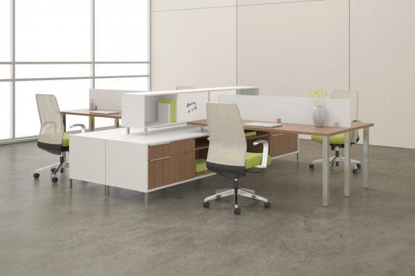 deskmakers teamworx modular desk cubicle alandesk 10