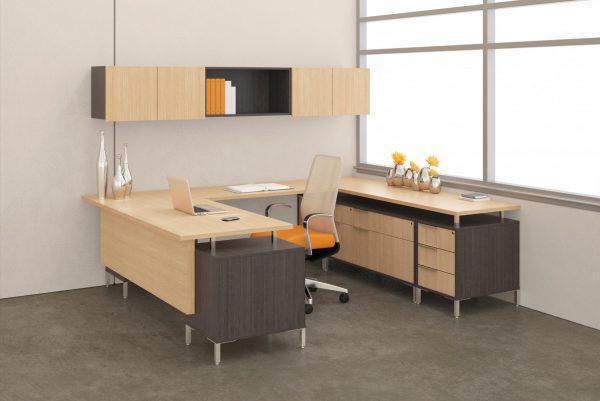 deskmakers teamworx modular desk cubicle alandesk 12