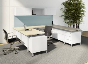 Teamworx deskmakers private office furniture