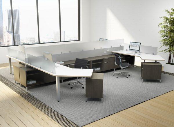 deskmakers teamworx modular desk cubicle alandesk 17 scaled