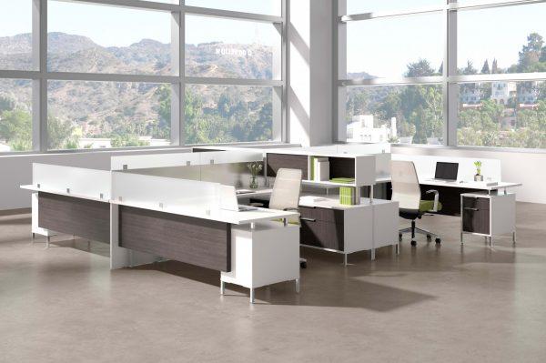 deskmakers teamworx modular desk cubicle alandesk 18