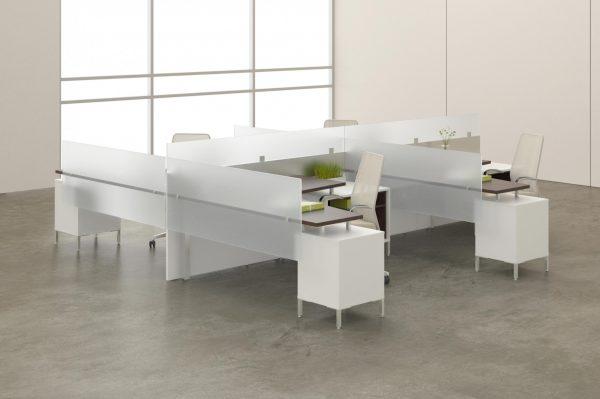 deskmakers teamworx modular desk cubicle alandesk 6