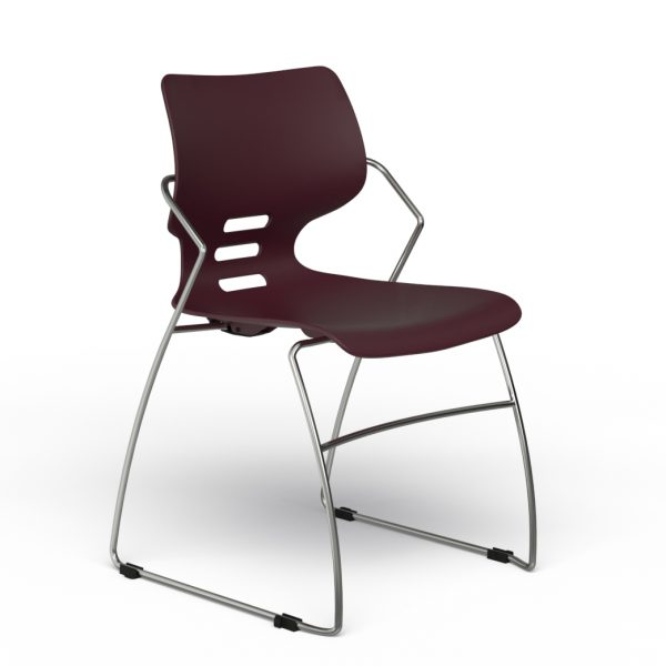 alan desk indy stacking chair 9to5 seating