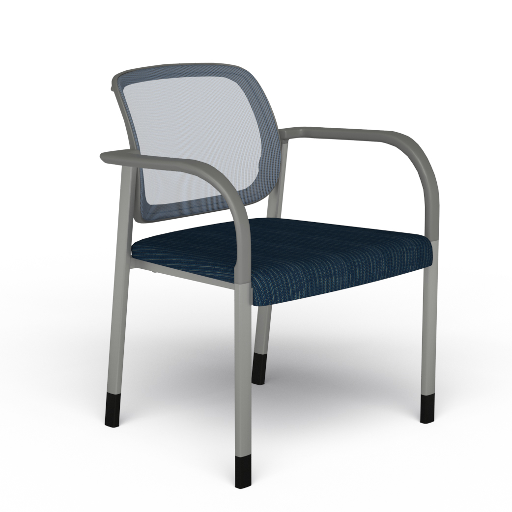 Alan Desk Link Stacking Chair