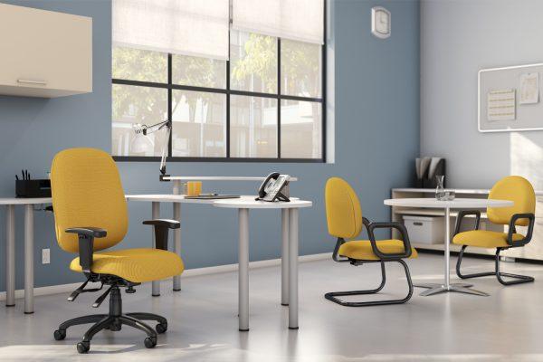 logic office environment