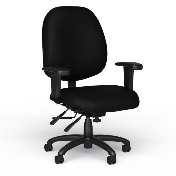 alan desk logic task chair 9to5 seating