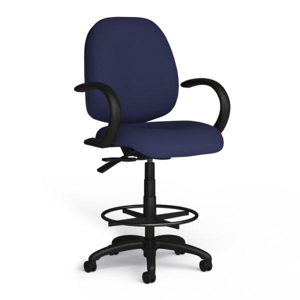 alan desk logic stool 9to5 seating