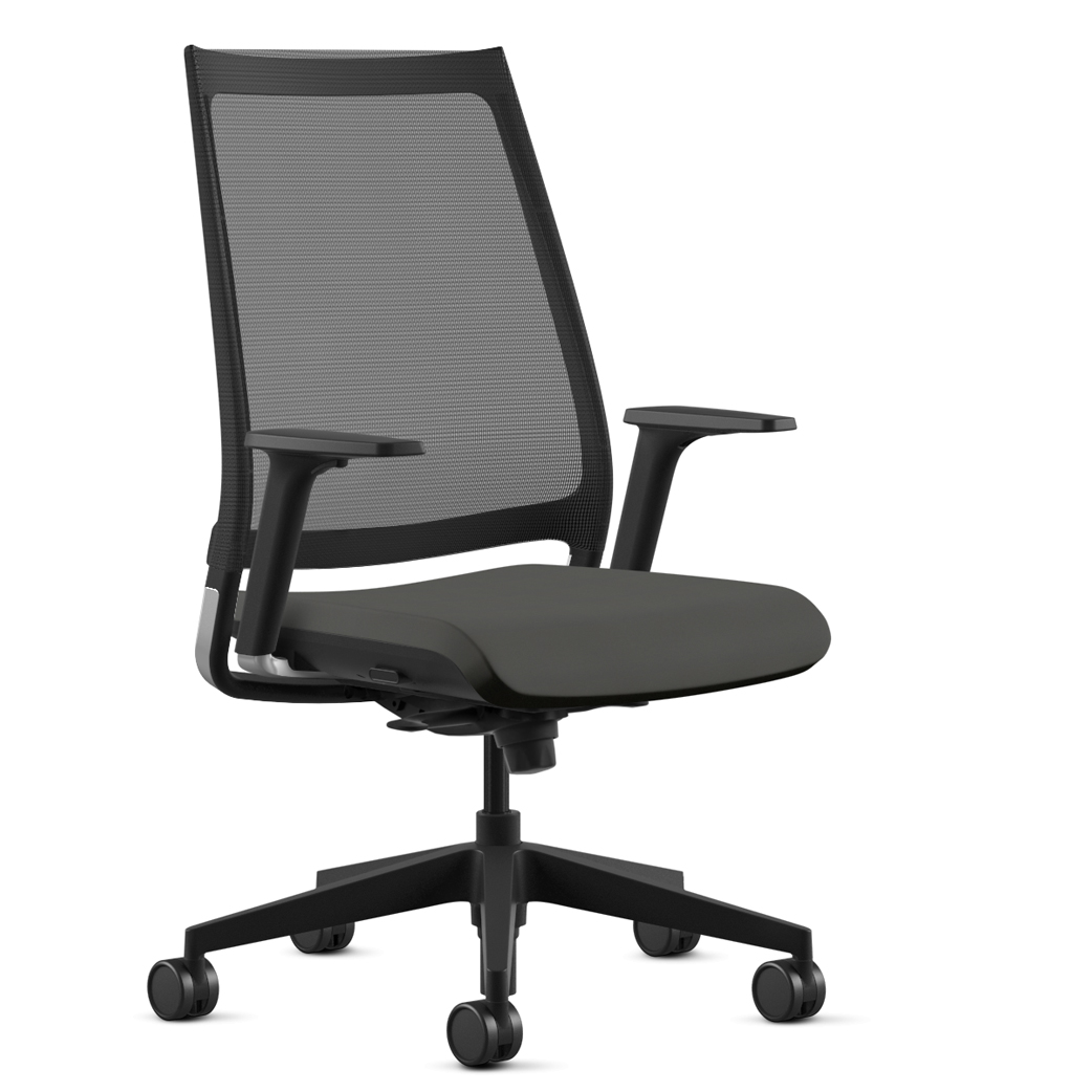Alan Desk Luna Task Chair 9to5 Seating