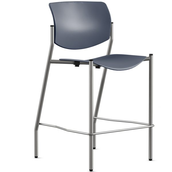 alan desk shuttle stool 9to5 seating