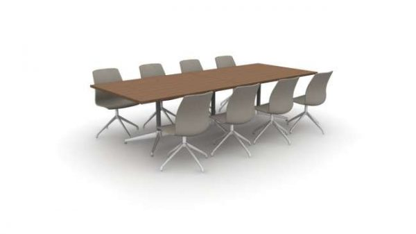 Alan Desk Intermix Conference Table OFS
