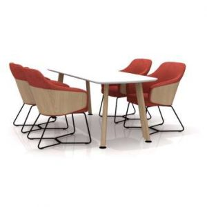 Alan Desk Heya Conference Table OFS